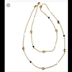 New Tory Burch long necklace